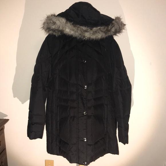 London Fog Jackets & Blazers - London Fog Puffer Jacket